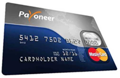 Payoneer card fees